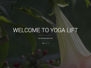 Yoga Lift Project